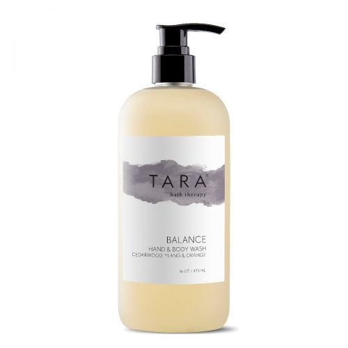 Balance Hand & Body Wash w/Cedarwood, Ylang & Orange (16oz)