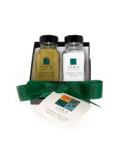 Evergreen Forest Rejuvenation Set (2 oz Bath Salt + 2 oz Body & Massage Oil)