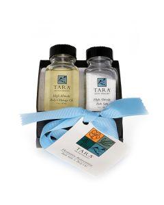 High Altitude Rejuvenation Set (2 oz Bath Salt + 2 oz Body & Massage Oil)