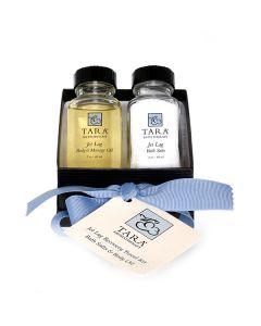 Travel Reset Recovery Kit (2 oz Bath Salt + 2 oz Body & Massage Oil)